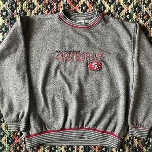 Other - Vintage San Francisco 49ers Crewneck Sweater